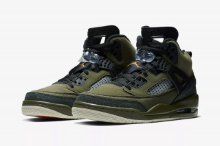"""ef524099221d0a Nike Drops the Air Jordan Spizike in """"Undefeated""""-Inspired Colorway"""