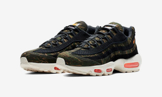 Carhartt WIP Gives Nike's Air Max 95 a Camo Makeover