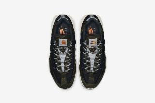 8e5e8a36205e Carhartt x Nike Air Max 95  Release Date