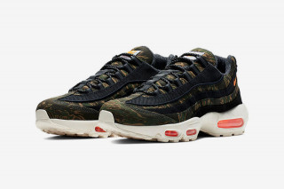 47e30666ee4b11 Carhartt WIP Gives Nike s Air Max 95 a Camo Makeover