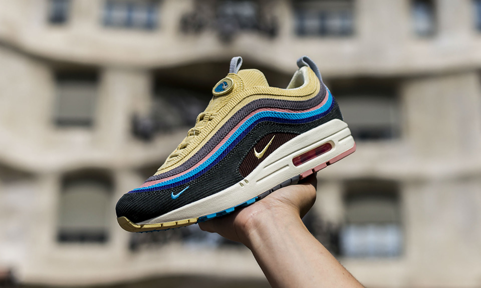 Foot District Announces Surprise Restock of the Nike Air Max 1 97 Sean  Wotherspoon 77b10fef2