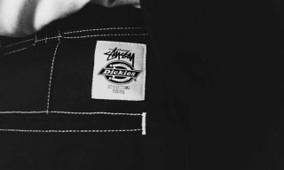 """Stüssy and Dickies Drop Easy-to-Wear """"International Workgear"""" Collab"""