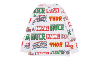 Marvel and Dickies Link for Collection of Graphic-Heavy Streetwear
