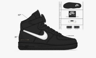 Matthew Williams Teases 4 Forthcoming 1017 ALYX 9SM x Nike Air Force 1s