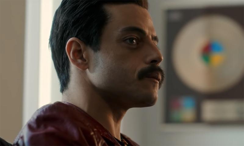 Rami Malek Transforms Into Freddie Mercury For Bohemian Rhapsody