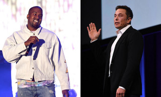 Kanye West Wants Everyone to Leave Elon Musk Alone