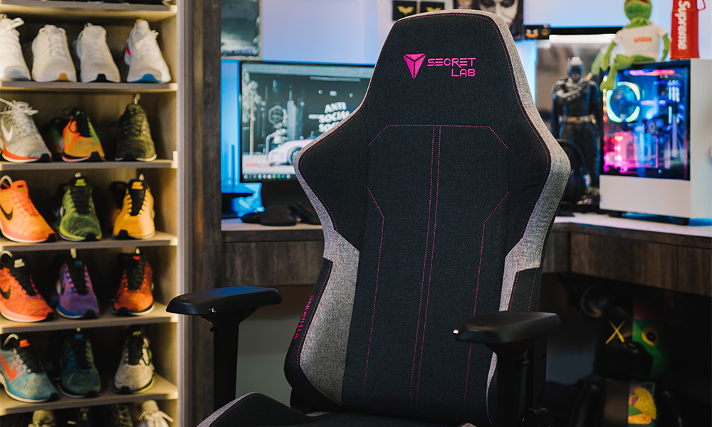 Secretlab Unveils Softweave Knit Gaming Chairs