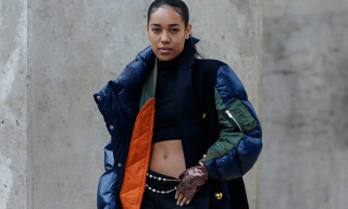 Paris Fashion Week Finishes With Some Perfect Fall Street Style