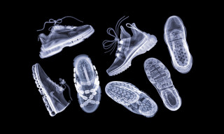 This Photographer Took X-Ray Shots of 2018's Hottest Sneaker Releases
