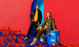 UGG Celebrates 40 Years and Taps Adwoa Aboah and Heron Preston for Its Anniversary Campaign