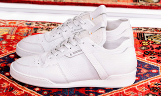 No.One's Ultra-Luxe Delta Is a Throwback to '80s Workout Sneakers