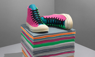 JW Anderson Drapes the Converse Chuck 70 in Felt