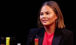 Watch Chrissy Teigen Lick Spicy Wings on the Latest Episode of 'Hot Ones'