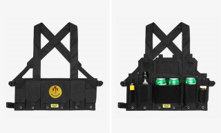 Chinatown Market Just Dropped a Customizable Utility Chest Rig