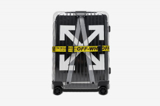 "SSENSE Has Restocked the OFF-WHITE x RIMOWA ""SEE THROUGH"" Suitcases Again 0ff94f953"