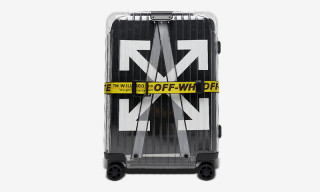 Here's How to Cop OFF-WHITE's New RIMOWA Suitcases
