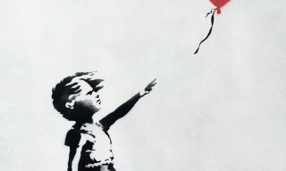 Banksy Artwork Self-Destructs After Selling for $1.4 Million