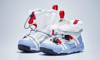 An Official Look at the New NikeCraft x Tom Sachs Mars Yard Overshoe