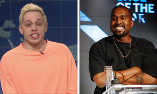 Pete Davidson Claps Back at Kanye West's Pro-Trump Rant on 'SNL'