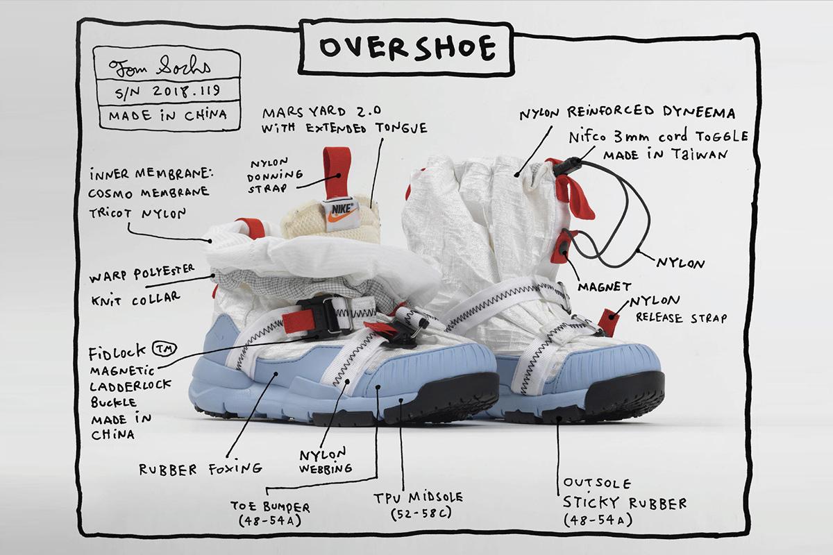 NikeCraft x Tom Sachs Mars Yard Overshoe  Release Date   Price 7625fb0e7
