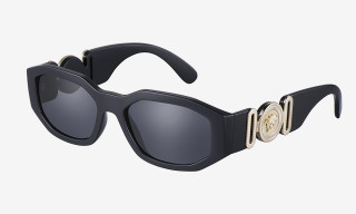 Versace Is Reissuing Biggie's Favorite Medusa Sunglasses