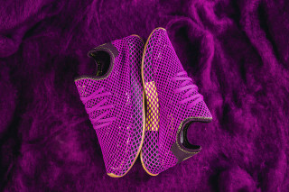 "promo code 830d6 8cd4f The Dragon Ball Z x adidas Deerupt ""Son Gohan"" Drops Today"