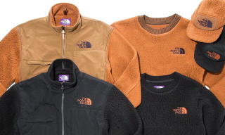 BEAUTY & YOUTH x The North Face Purple Label Is Peak Cozy