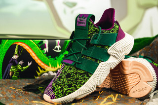 "365506db98e Dragon Ball Z x adidas Prophere ""Cell""  Release Date"