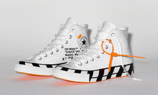 You Can Still Cop Your Pair of OFF-WHITE x Converse Chuck 70s at StockX