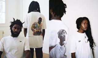 Patta & Dana Lixenberg Pay Tribute to Biggie & 2Pac With Reversible T-shirts