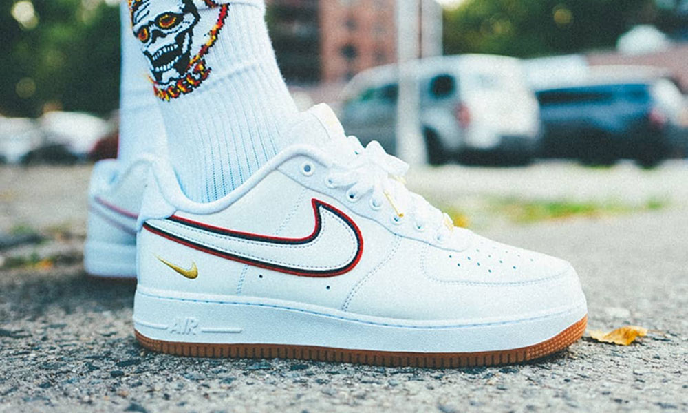 Nike id air force Black Toe Highsnobiety Nigel Sylvester Nike Air Force Id Release Date Price More