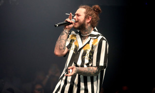 Post Malone Will Make His Acting Debut Alongside Mark Wahlberg in 'Wonderland'