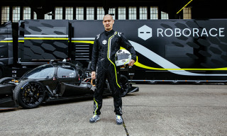 Watch ACRONYM's Errolson Hugh Race a Self-Driving Electric Supercar