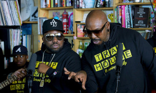 Watch Big Boi Perform OutKast Favorites During His Tiny Desk Concert