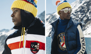 "Ralph Lauren Debuts '90s-Inspired ""Downhill Skier"" Collection"