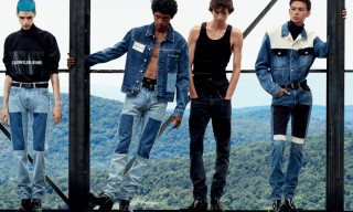 All of the Looks We Want From the Calvin Klein Jeans Campaign