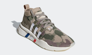 "adidas's EQT Support Mid ADV Gets New ""Camo"" Colorway"