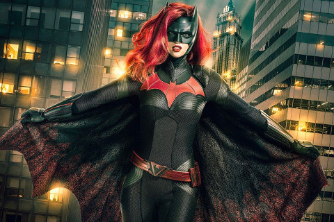 Ruby Rose suits up as The CW's Batwoman in first look image