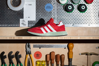 """pretty nice cd846 0a64a adidas Originals Unveils Its """"Never Made"""" Hybrid Sneaker Collection"""