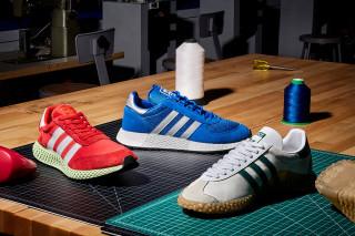 """4e242397e50 adidas Originals Unveils Its """"Never Made"""" Hybrid Sneaker Collection"""