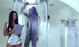 "Quavo Recruits Draya Michele for Intergalactic ""B U B B L E G U M"" Video"