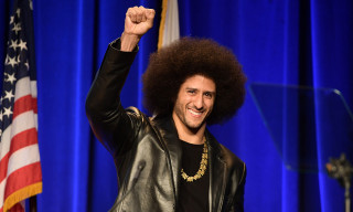 Colin Kaepernick Wants to Trademark His Face
