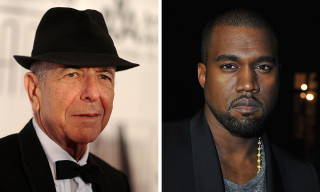Leonard Cohen Disses Ye With 'Kanye West Is Not Picasso' Poem