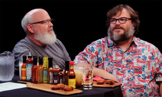 Jack Black Praises Kanye West During Tenacious D's 'Hot Ones' Appearance