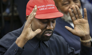 Kanye West's Meeting With President Trump Basically Broke Twitter