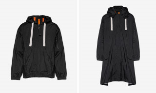 g-lab Drops a Collection of High-Tech Jackets for Fall