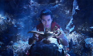 Watch the First Teaser For Disney's Live-Action 'Aladdin' Movie