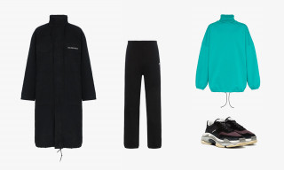 We Styled Three Balenciaga-Everything 'Fits From Browns That'll Make You Triple-Take