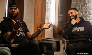 Drake Spills Everything on His Relationship With Kanye West to LeBron James