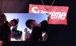 Watch the Trailer for Supreme's Upcoming Skate Video 'BLESSED'